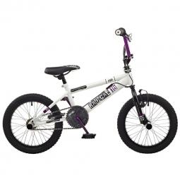 Bmx radical 16 blanc violet