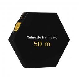 Gaine de frein velo 5 mm rouleau 50 metres maxter