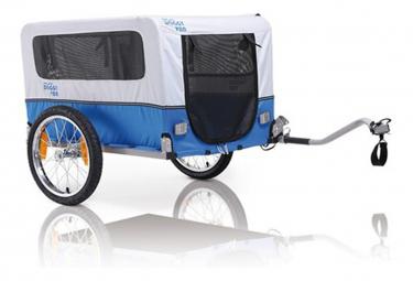 Remorque Vélo pour chien XLC Doggy Van BS-L02 .