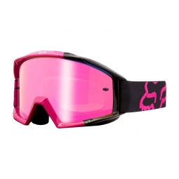 Masque de vtt fox main mastar black