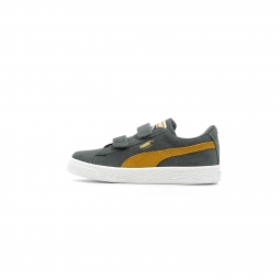 Baskets basses puma inf suede classic v baby 25