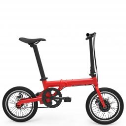 Vélo électrique pliant - Unit Rouge