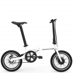 Vélo électrique pliant - Unit Blanc