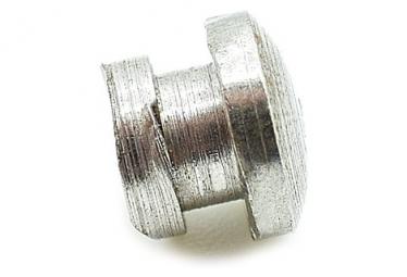 Repose chaîne acier à souder pour vélo - Par 4 .