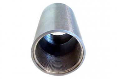 Boitier de pédalier métallique à souder sur cadre de vélo .