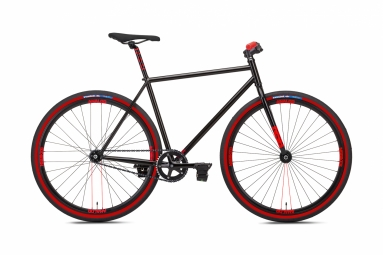 Fixie ns bikes analog noir rouge 2018 l 180 200 cm