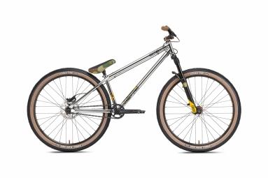 Velo de dirt ns bikes metropolis 2 argent 2018 unique 165 185 cm