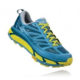 Chaussures trail hoka one one mafate speed 2 blue 42
