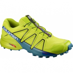 Chaussures salomon speedcross 4 acid lime 42