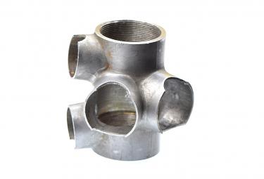 Boîte de pédalier acier 28.6 x28.6 x22.2 BSA .
