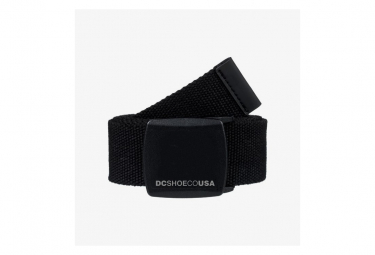 DC Shoes DC Web Belt Black