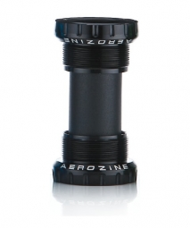 Boitier de pedalier aerozine bsa 73 68mm noir