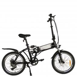 Vélo électrique pliant - Le Road Wheel Noir