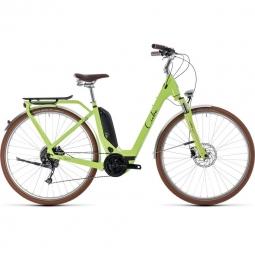 Ville electrique elly ride hybrid vert 46 cm 160 175 cm
