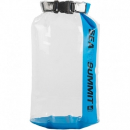 Sac etanche transparent clear stopper 8 litres sea to summit