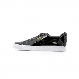 Baskets basses puma basket bow patent 35 1 2