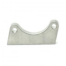 Support frein a disque aluminium a souder pour velo