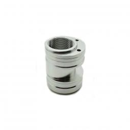 Boitier de pedalier excentrique aluminium pour tandem