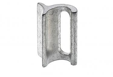 Support de dérailleur à souder sur cadre aluminium vélo .