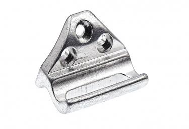 Support de dérailleur à riveter pour cadre de vélo aluminium .