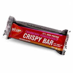 Wcup Crispy Bar Cranberry Pomegranate (40 g)