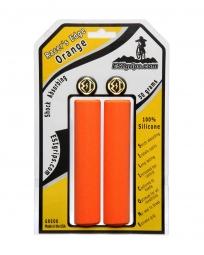 ESI Paire de Grips RACER´S EDGE Silicone Orange 30mm