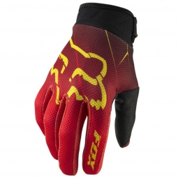 FOX 2012 Paire de Gants 360 FUTURE Rouge