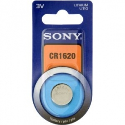 Image of Sony pile lithium cr 1620 3 v