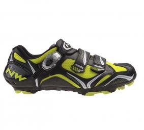 Chaussures VTT Northwave STRIKER 2012 Noire Verte