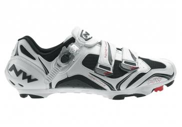 Chaussures VTT Northwave STRIKER 2012 Noire Blanche