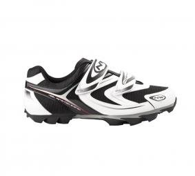 Chaussures VTT Northwave Spike Blanches Carbon