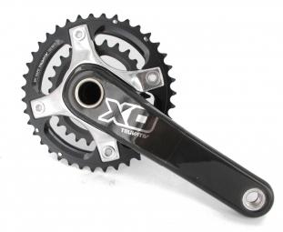 Sram pedalier x0 gxp 2 2 silver 39 26 175 mm 10v sans boitier