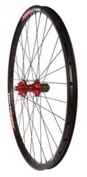 HALO 2012 Rear Wheel CHAOS 9 mm Black / Hub Spin Doctor