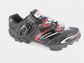 Chaussures VTT Xlc Evo X1 Noir Vernie