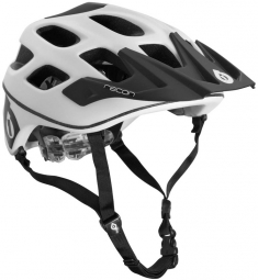 Casque 661 sixsixone RECON STEALTH 2014 Blanc Mat