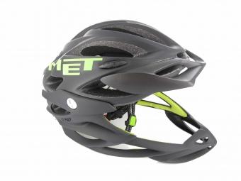 MET Parachute Helmet 2012 Black Mate