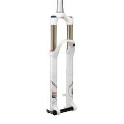 2012 ROCKSHOX REVELATION RCT3 Fork 26'' 150mm 15mm Tapered 1'1 / 8-1.5'' White
