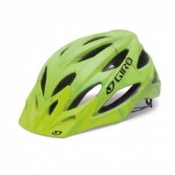 Giro XAR Helmet Yellow Green
