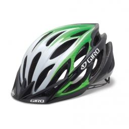 Giro Athlon Helmet Black White Green