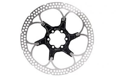 formula disque flottant noir 160 mm