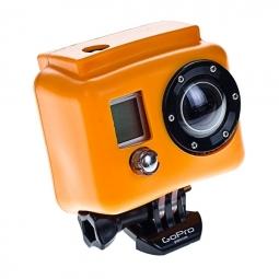 XSORIES Etui de Protection Silicon ORANGE pour Camera GOPRO HD