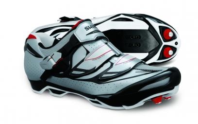 Chaussures VTT Shimano M315 Noir Grise