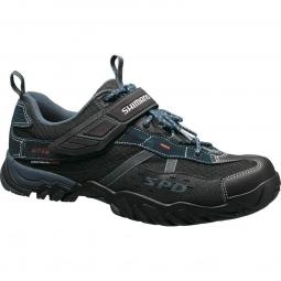Chaussures VTT Shimano Textile MT42N Bleu Navy