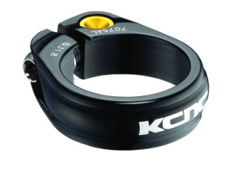 kcnc collier de selle ecrou road pro sc9 31 8 mm noir
