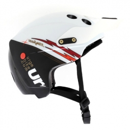 URGE 2012 Casque ENDUR-O-MATIC FLASH Blanc