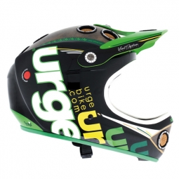 URGE 2012 Helmet DOWN-O-MATIC GREEN VEGGIE