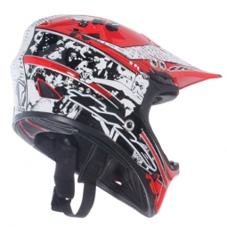 THE COMPOSITE RIOT Full Face Helmet