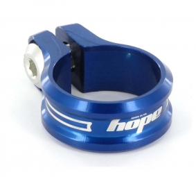 Hope collier de selle ecrou bleu 34 9