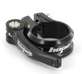 hope collier de selle rapide noir 31 8