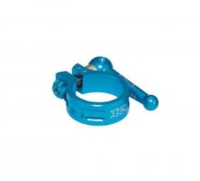 kcnc collier de selle rapide sc10 quick release bleu 36 4